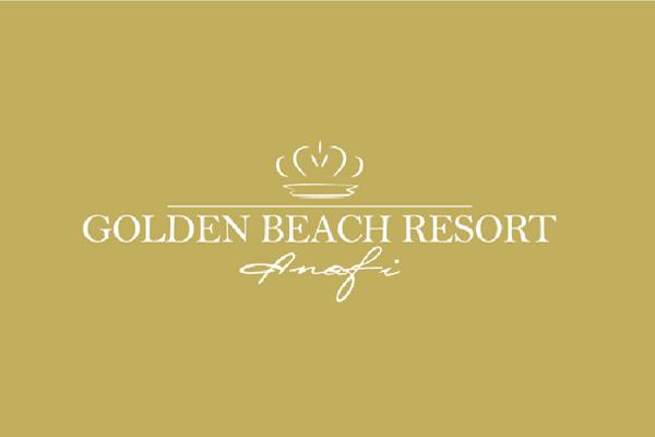 Logo Golden Beach Anafi